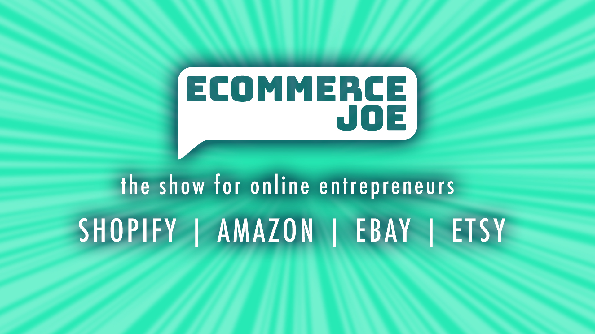 Welcome to the world of Ecommerce